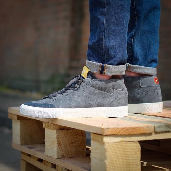 Nike Shoes | Nike Sb Zoom Blazer Chukka